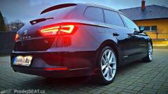 Seat Leon 5F ST FR 2.0TDI 135kW 184PS FullLED manual kombi